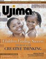 UJIMA MAG COVER 9 CREATIVE THINKING